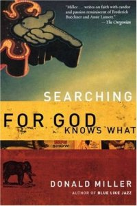 book searching for god knows what